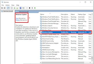 Cara Menghidupkan dan Mematikan Windows Update pada Windows 10
