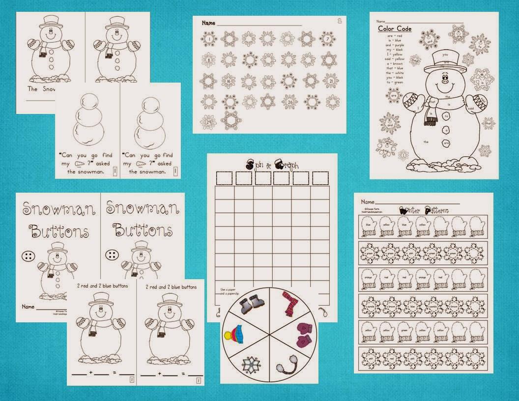 Kindergarten Hoppenings January