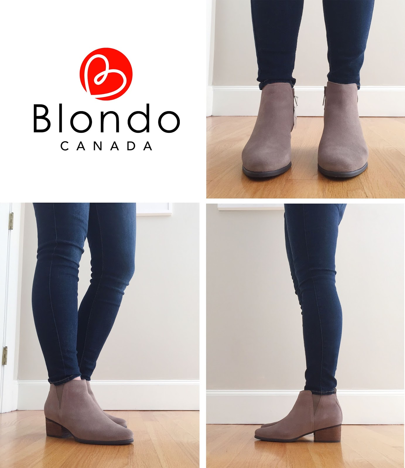 Blondo Ida Waterproof Bootie