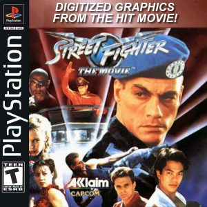 Download Street Fighter: The Movie (1995) PS1