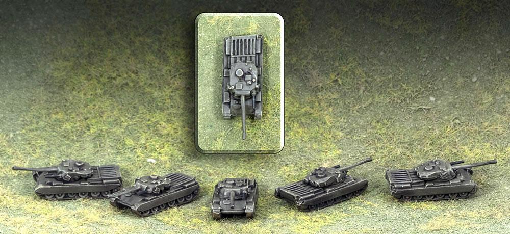 Centurion Mk.1 (1/300 H&R) 2018-04-04-hr_CenturionMk1
