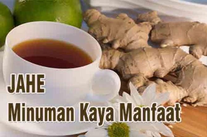 Jaga Kesehatan Tubuh, Minum Auliya, Ahlinya Jahe Merah Bengkulu
