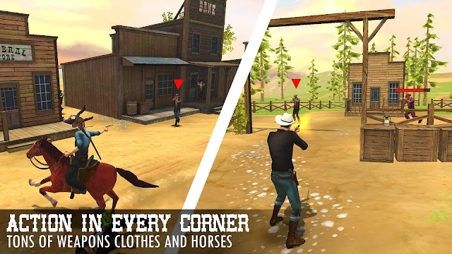 Download Guns and Spurs 2 Mod Apk