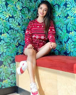Anushka Sen latest Image