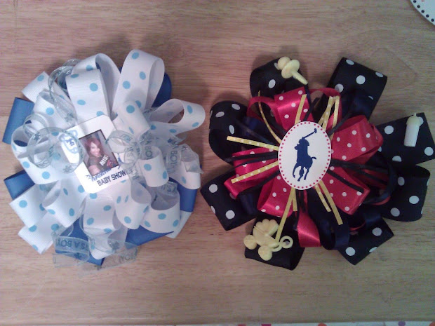 Solutions.event Design Kelly Baby Shower Corsages