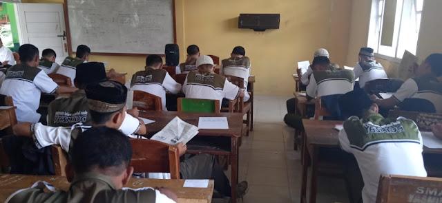 Listening Contest Penilaian Akhir Semester Ganjil SMK Yasmida Ambarawa