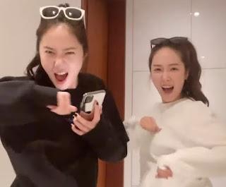 Jessica and Krystal Tiktok