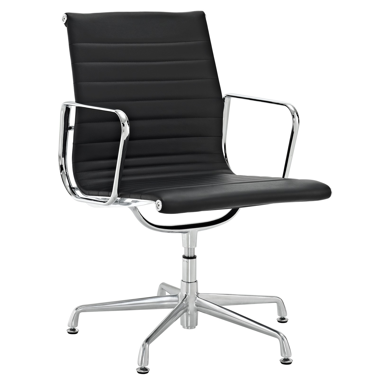 Office Chair Leaning To One Side Garden Metal Folding Chairs La Renaissance Du Design Xx Mobilier International 1957