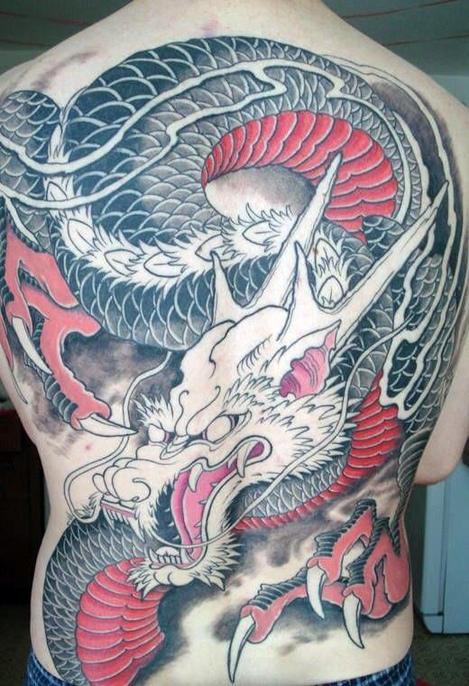 3ead15cba 150+ Best Dragon Tattoos Designs and Ideas (2019) | Tattoo Ideas 2019
