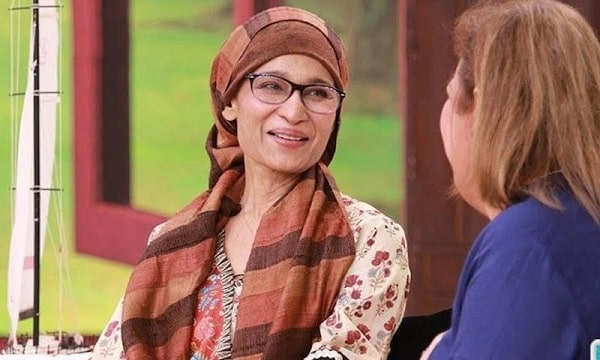 Actress Naila Jaffery Has Passed Away, She Had Been Battling Cancer for a Long Time