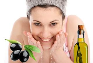 Masque visage fait maison à l'huile d'olive pour devenir belle