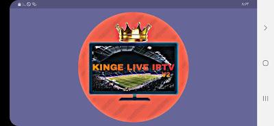 تحميل تطبيق kinge live tv لمشاهدة القنوات العالمية والعربية على الأندرويد