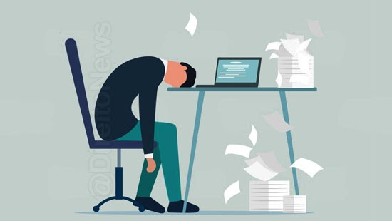 sindrome burnout doenca ocupacional passivel beneficio