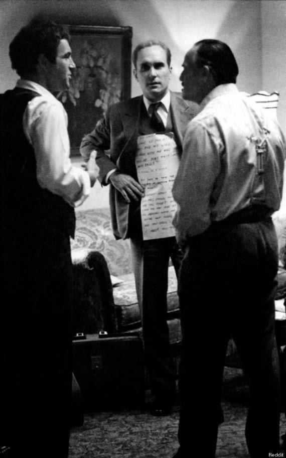El apuntador de Brando