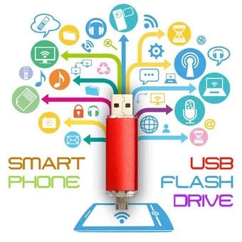 512GB OTG USB 2.0 Pen Drive External Storage