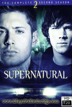 Supernatural Temporada 2 [720p] [Latino-Ingles] [MEGA]