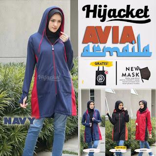 Hijacket Avia Navy