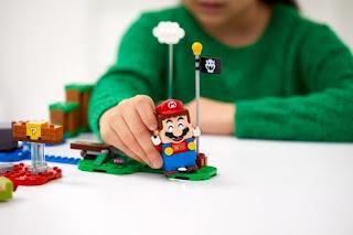 LEGO Super Mario Toys, LEGO plus Super Mario Brothers