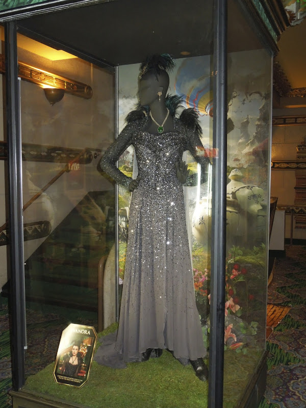 Evanora movie gown Disney Oz