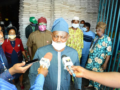 Osun COVID-19 Committee: Making Impact in Troubled Times