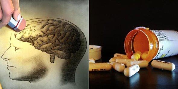 Aveti mare grija: 20 de medicamente direct raspunzatoare de pierderea memoriei!