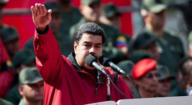 Maduro delira y se inventa una conspiración previo a las presidenciales