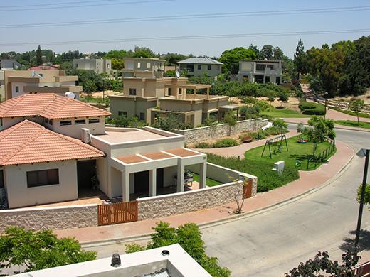 שכונת ההרחבה של כפר נטר הוקמה בשנת 2001