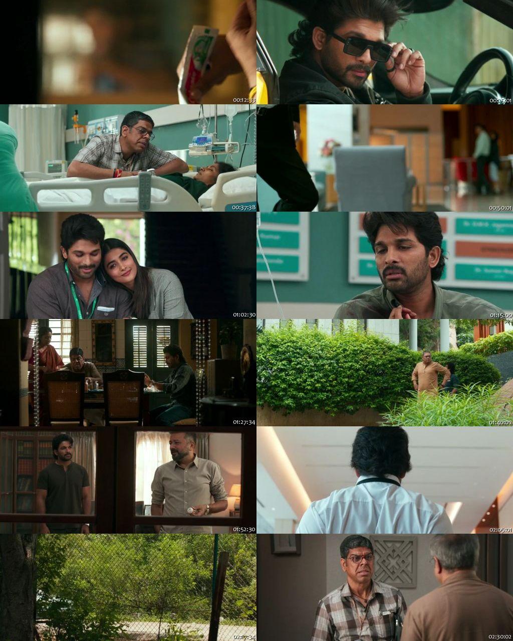 Ala Vaikunthapurramuloo 2020 Full Hindi Dubbed Movie Online Watch
