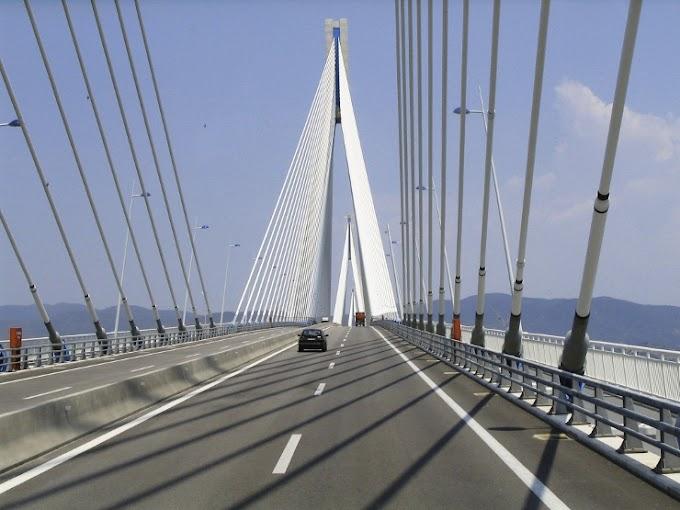 Γυναίκα απειλούσε ότι θα πέσει από τη γέφυρα Ρίου – Αντιρρίου