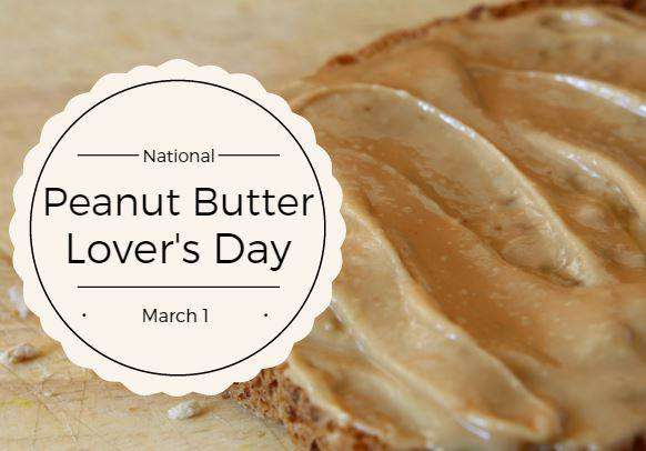 National Peanut Butter Lover's Day Wishes Awesome Images, Pictures, Photos, Wallpapers