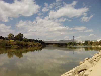 Ebro y Pabellón Puente