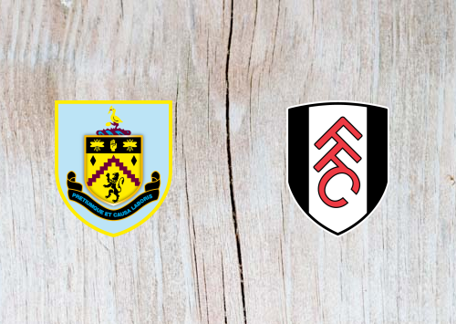Burnley vs Fulham - Highlights 12 January 2019