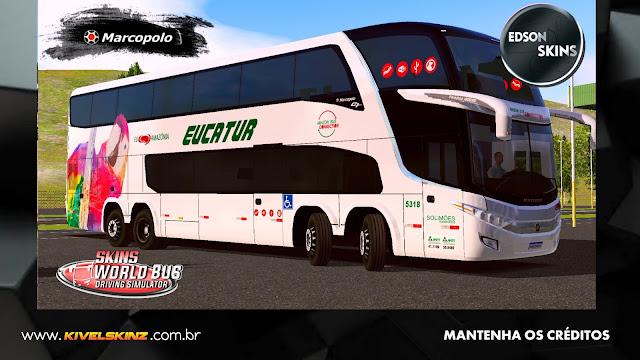 PARADISO G7 1800 DD 8X2 - VIAÇÃO EUCATUR
