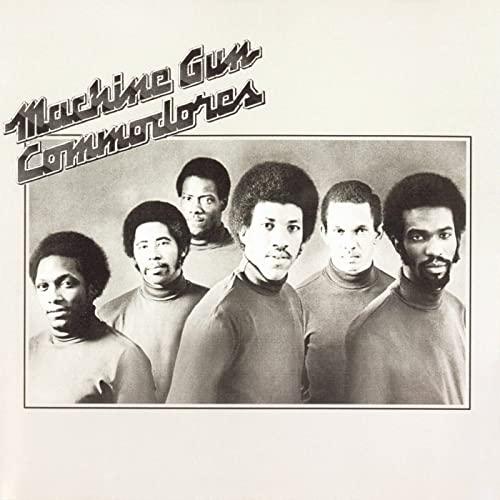 Cover for Machine Gun - The Commodores
