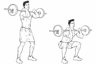 2. Smith Machine Front Squat