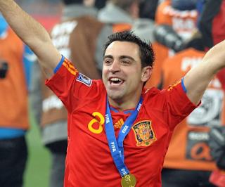 Football -culture- is- growing -at- a- tremendous- speed- in- Qatar- Spain- legend -Xavi -talks