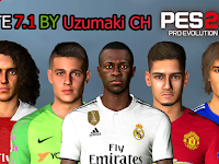 Update Patch PES 2017 dari PTE V7.1 Unofficial