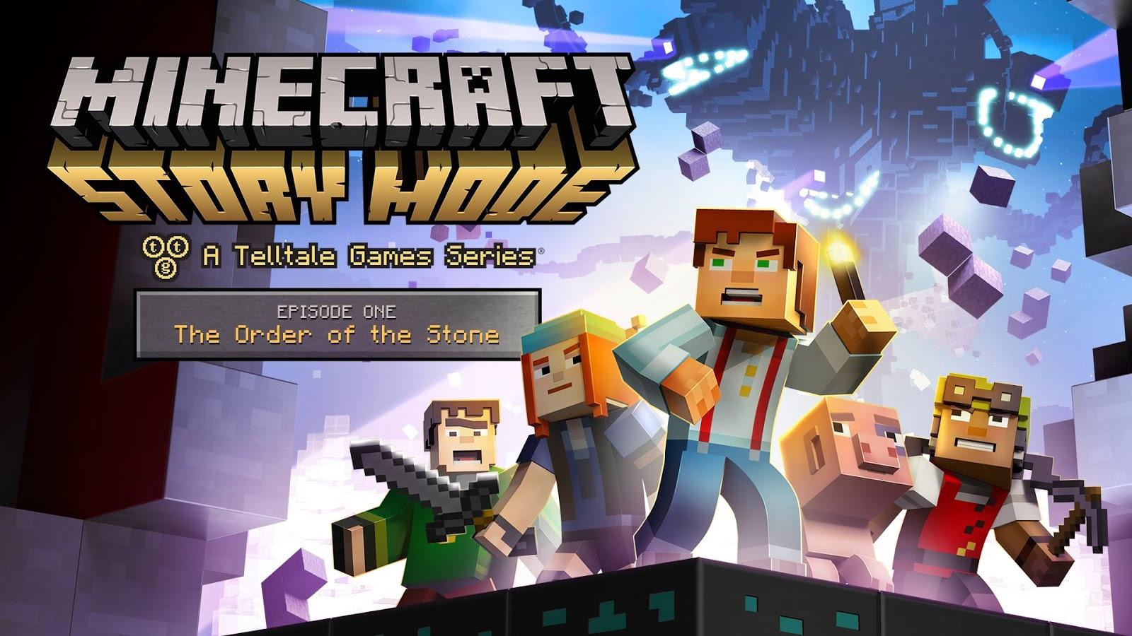 Baixar jogo minecraft story mode episode 1 pc download.