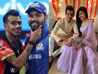 rohit sharma re tweet yujvendra chahal