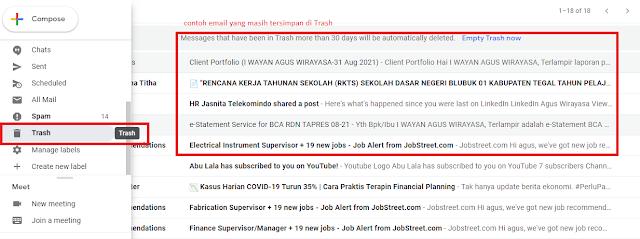 Cara Cepat Menghapus Email yang Berukuran Besar di Gmail