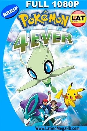 Pokemon 4: Celebi, la voz del bosque (2001) Latino Full HD 1080P ()