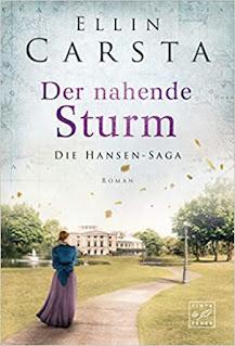 Der nahende Sturm - Ellin Carsta