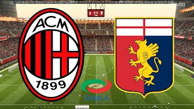 مشاهدة مباراة ميلان وجنوى بث مباشر اليوم 5-10-2019 في الدوري الايطالي