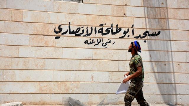 """Τουρκία και Σύροι """"αντάρτες"""" ετοιμάζουν μεγάλη επίθεση εναντίον των Κούρδων μαχητών"""
