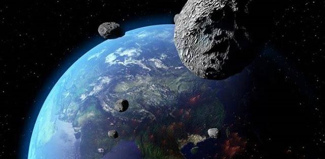 Sebuah Asteroid Akan Tabrak Bumi Tepat Di Malam Pemungutan Suara Pilpres AS