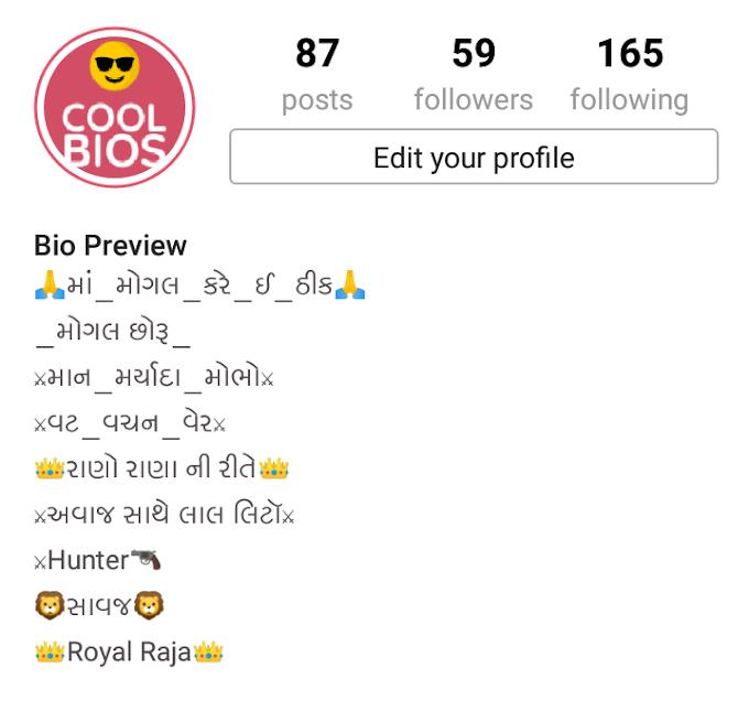 Instagram Bio in Punjabi