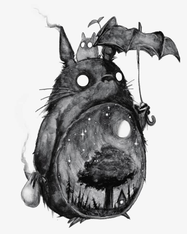 05-My-Neighbor-Totoro-Brian-Serway-www-designstack-co