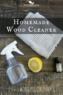Homemade Wood Cleaner