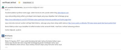 Akankah Islam Pamit Dari Indonesia
