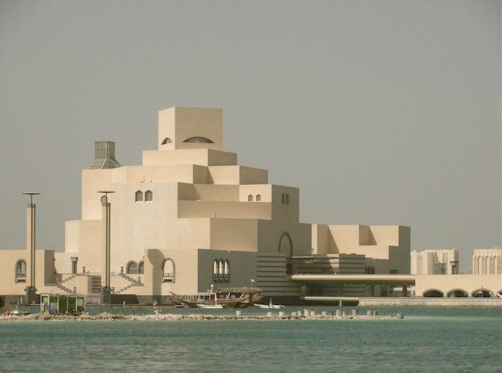 islamic museum of art in qatar